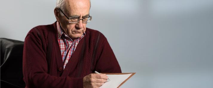 Schreibtraining für erwachsene Hirngeschädigte - Köln