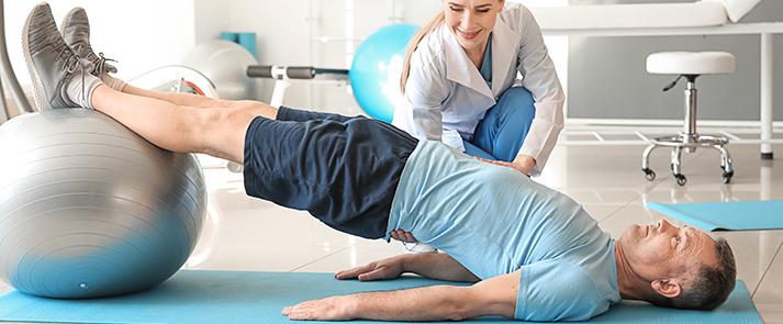 Sportphysiotherapie inkl. Taping-Seminar