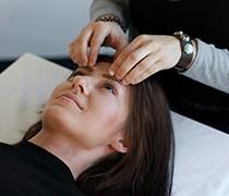 Therapie in Anlehnung an Perfetti / PNF bei Einschränkungen der Motorik des Gesichts & der Zunge